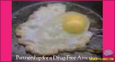 This is your brain on drugs commercial
