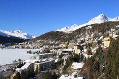 St. Moritz gilt als Nobelskiort - was Segen und Fluch zugleich ist. Zur Ski-WM...