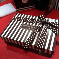 get a gift wrapped in this box...u know it will be wonderful!