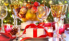 Como decorar la Mesa de Navidad. Fotos ilustrativas. | Decorar tu casa es facilisimo.com