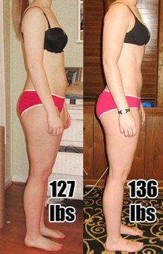 The scale does sometimes lie. Bodyfat is a much better measure of fitness.