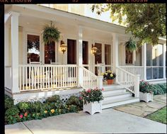 Front porch inspire...