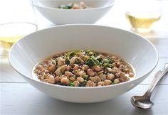 Crockpot black eye pea soup | Food I've Made | Pinterest | Pea Soup ...