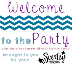 Welcome to the Scentsy Party!  Ready....Set....Go ! Let's get this fun party started. Facebook: Anna East, Independent Scentsy Consultant or on my website message me to learn more www.annaeast.scentsy.us