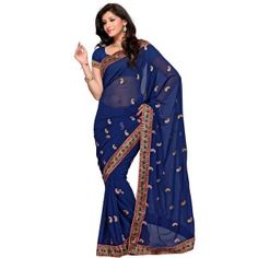 Diva Saree for Rs. 1199 (48% Off) | Zordaar.com
