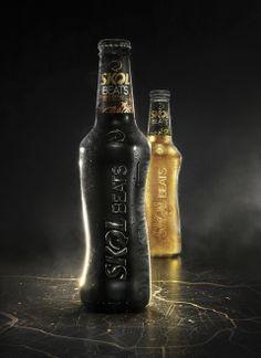 Skol Beats Extreme. Comentário: Cerveja Clara, forte, 6,5%. Particularmente não gostei do sabor.