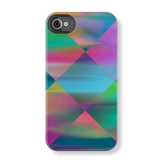 Fab.com | Harlequin iPhone 4/4S Case...if I had an iPhone...which I never will.