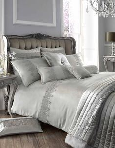 Kylie At Home - Antique Lace Bedlinen