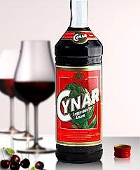 Cynar licor de alcachofa