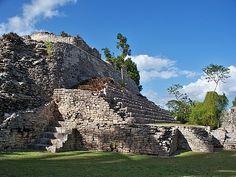 Kohunlich Ruins near Costa Maya