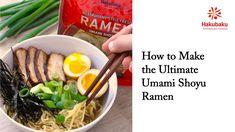 Umami Shoyu Ramen with Egg & Chashu Pork Best Pork Belly Recipe, Pork Belly Recipes, Ramen Recipes, Shoyu Ramen, Ramen Soup, Fresh Ramen Noodles, Good Food, Eggs, Beef