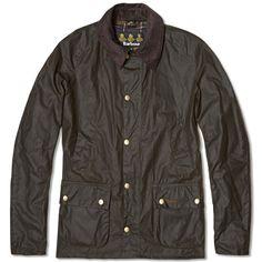 Barbour Ashby Jacket (Olive)