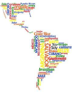 Hispano-América : es una región cultural integrada por los estados americanos donde se habla español.