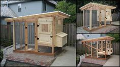 Homemade Chicken Coop | The Owner-Builder Network