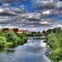 Tormes River - Visit Spain Through Stunning Photographs