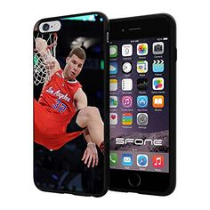 "NBA Basketball Player Blake Austin Griffin LA Los Angeles Clippers, Cool iPhone 6 Plus (6+ , 5.5"") Smartphone Case Cover Collector iphone TPU Rubber Case Black Phoneaholic http://www.amazon.com/dp/B00WF2IG7A/ref=cm_sw_r_pi_dp_D6Lpvb1MKKGXY"