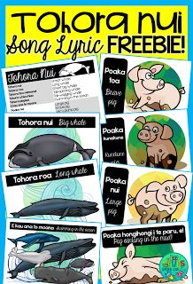 Green Grubs Garden Club: Let's celebrate Māori language week! Language Activities, Infant Activities, Maori Songs, Waitangi Day, Big Whale, Whale Song, Learn To Surf, Music And Movement, Preschool Games