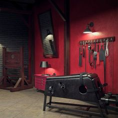 fbx bdsm room furniture