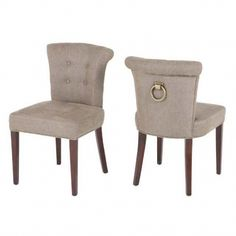 Eichholtz Key Largo Chair - Camel Linen