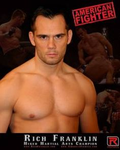 Rich Franklin - Male Athletes - Bellazon