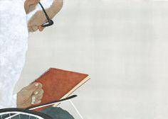 "a tiny place happy but - kkyokoo: 松本大洋×谷川俊太郎、""死""をテーマした絵本「かないくん」"