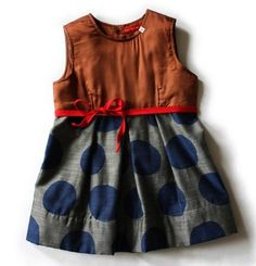 inge van den broeck ~ i dream elephants gorgeous! Little Girl Outfits, Little Girl Fashion, Little Dresses, Kids Outfits, Kids Fashion, Fashion Outfits, Little Fashionista, Kid Styles, Sewing For Kids
