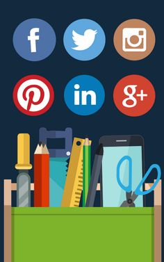 13 Must-Have Marketing Tools for Engaging Facebook Images Infographic