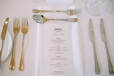 simply white menu All White Wedding, Coffee Dessert, Menu, Tableware, Menu Board Design, Dinnerware, Dishes, Place Settings