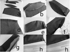URBANDON: GARRISON CAP PATTERN AND INSTRUCTIONS