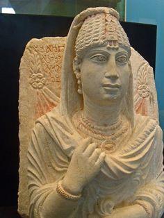 Palmyra Museum, a local beauty