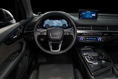 In #Audi's Virtual Cockpit, Technology Is Your Co-Pilot