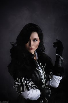 [Photographer] The Witcher: WH - Yennefer COSPLAY pt. II MilliganVick