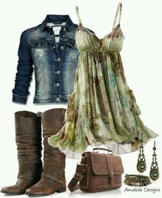 Country outfit so cute