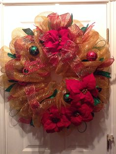 2015 Stephanie's Christmas Wreath