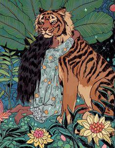 Garden of Rest — Em Niwa Arte Sketchbook, Psychedelic Art, Pretty Art, Aesthetic Art, Cute Wallpapers, Art Inspo, Art Reference, Art Drawings, Tattoo Drawings