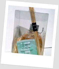 Vários aromas e enfeites personalizados