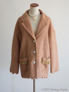 This item is sold out everywhere in Japan and very hard to get it! Liz Lisa, Gyaru, Winter Looks, Winter Wear, Wool Coat, Kawaii, Romantic, Cute, Sweaters