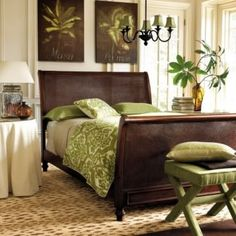 British colonial west indies style furniture bedroom home decor plantation . Brown Master Bedroom, Bedroom Green, Home Bedroom, Bedroom Furniture, Bedroom Decor, Bath Decor, Brown Furniture, Bedroom Colors, Design Bedroom