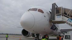 #Boeing 787 #Dreamliner #Airport #Gdansk; photo: Maciej Andrzejewski