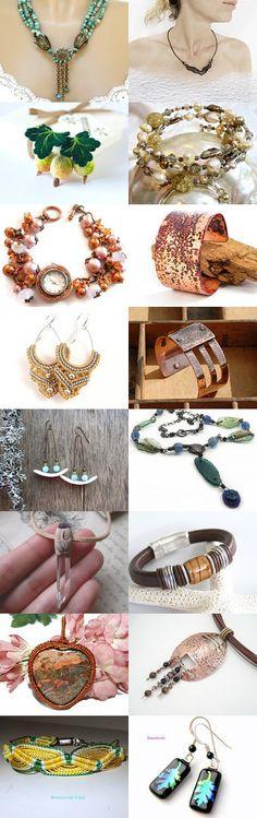 Creative Artisan Made Jewelry by Jo P on Etsy--Pinned with TreasuryPin.com