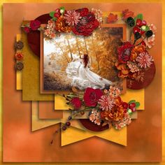 fall song by bee creations Scrapbook Templates, Scrapbook Layouts, Digital Scrapbooking, Bee, Design Inspiration, Invitations, Halloween, Fall, Creative