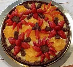 Crosta di frutta