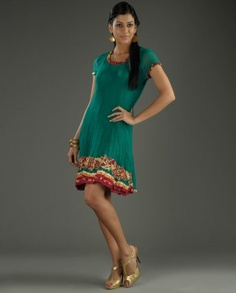 Indian fusion dress