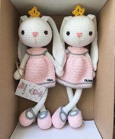 9 Tips for knitting – By Zazok Crochet Baby Toys, Easter Crochet, Cute Crochet, Crochet Dolls, Knit Crochet, Crochet Bunny Pattern, Crochet Rabbit, Crochet Patterns Amigurumi, Amigurumi Doll
