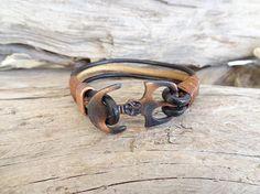EXPRESS SHIPPINGMen Leather BraceletBlack Leather #bracelet #for #summer #fashion