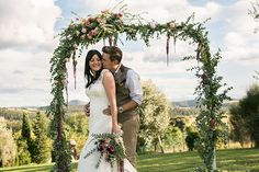 """╰☆╮Here we are, super happy to be featured on Boho Weddings & Events with """"Lucy & Leon"""" lovelydestination wedding in Tuscany! Thank you!╰☆╮"""