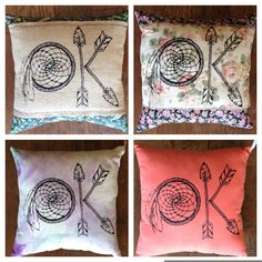 I love a good Oklahoma pillow!