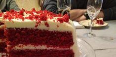 Αφράτο Red velvet – Το απόλυτο κέρασμα Red Velvet, Cheesecake, Desserts, Food, Tailgate Desserts, Deserts, Cheesecakes, Essen, Postres