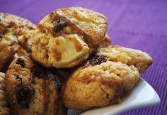 Küchenzaubereien: Apfelstrudel - Cookies