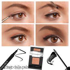 How to master the eyeliner by diego dalla palma milano #diegodallapalma #makeup #motd #eyes #eyeliner